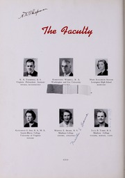 Page 8, 1942 Edition, Lexington High School - Crystal Yearbook (Lexington, VA) online yearbook collection
