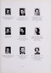 Page 9, 1942 Edition, Lexington High School - Crystal Yearbook (Lexington, VA) online yearbook collection