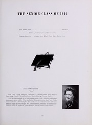 Page 13, 1944 Edition, Lexington High School - Crystal Yearbook (Lexington, VA) online yearbook collection
