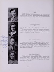 Page 14, 1944 Edition, Lexington High School - Crystal Yearbook (Lexington, VA) online yearbook collection