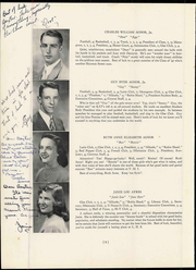 Page 14, 1947 Edition, Lexington High School - Crystal Yearbook (Lexington, VA) online yearbook collection