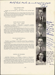 Page 15, 1947 Edition, Lexington High School - Crystal Yearbook (Lexington, VA) online yearbook collection
