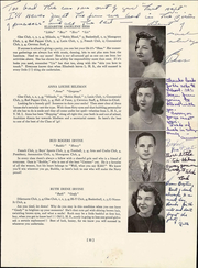 Page 17, 1947 Edition, Lexington High School - Crystal Yearbook (Lexington, VA) online yearbook collection
