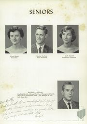 Page 11, 1958 Edition, Lexington High School - Crystal Yearbook (Lexington, VA) online yearbook collection