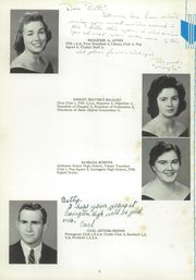 Page 12, 1958 Edition, Lexington High School - Crystal Yearbook (Lexington, VA) online yearbook collection