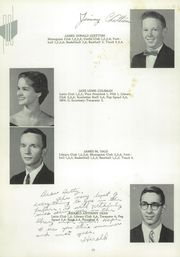 Page 14, 1958 Edition, Lexington High School - Crystal Yearbook (Lexington, VA) online yearbook collection