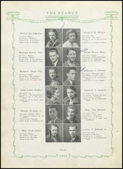 Page 16, 1932 Edition, Suffolk High School - Peanut Yearbook (Suffolk, VA) online yearbook collection