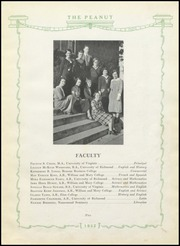 Page 9, 1932 Edition, Suffolk High School - Peanut Yearbook (Suffolk, VA) online yearbook collection