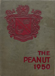 1950 Edition, Suffolk High School - Peanut Yearbook (Suffolk, VA)