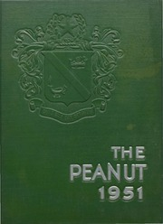 1951 Edition, Suffolk High School - Peanut Yearbook (Suffolk, VA)
