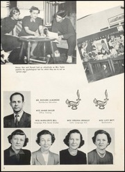 Page 10, 1951 Edition, Suffolk High School - Peanut Yearbook (Suffolk, VA) online yearbook collection