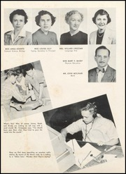 Page 12, 1951 Edition, Suffolk High School - Peanut Yearbook (Suffolk, VA) online yearbook collection
