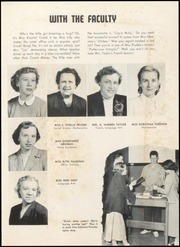 Page 13, 1951 Edition, Suffolk High School - Peanut Yearbook (Suffolk, VA) online yearbook collection