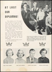 Page 15, 1951 Edition, Suffolk High School - Peanut Yearbook (Suffolk, VA) online yearbook collection