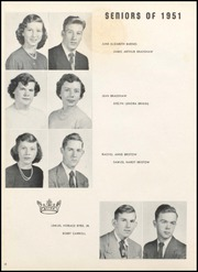 Page 16, 1951 Edition, Suffolk High School - Peanut Yearbook (Suffolk, VA) online yearbook collection