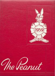 1959 Edition, Suffolk High School - Peanut Yearbook (Suffolk, VA)