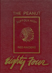 1984 Edition, Suffolk High School - Peanut Yearbook (Suffolk, VA)
