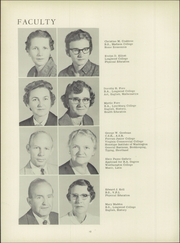 Page 14, 1959 Edition, William Campbell High School - General Yearbook (Naruna, VA) online yearbook collection