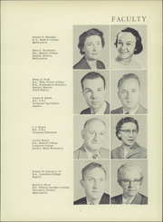 Page 15, 1959 Edition, William Campbell High School - General Yearbook (Naruna, VA) online yearbook collection