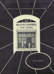 Page 17, 1959 Edition, William Campbell High School - General Yearbook (Naruna, VA) online yearbook collection