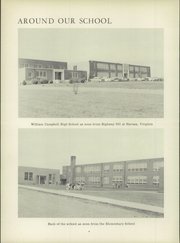 Page 8, 1959 Edition, William Campbell High School - General Yearbook (Naruna, VA) online yearbook collection
