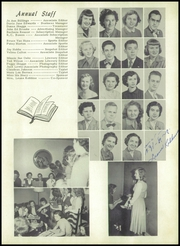 Page 7, 1952 Edition, Pennington High School - Rock Yearbook (Pennington Gap, VA) online yearbook collection