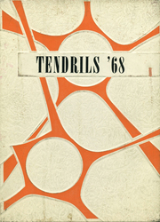 1960 Edition, Burton High School - Tendrils Yearbook (Norton, VA)