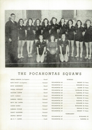 Pocahontas High School - Tomahawk Yearbook (Pocahontas, VA) online yearbook collection, 1950 Edition, Page 40