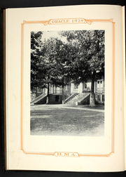 Page 14, 1929 Edition, Hargrave Military Academy - Cadence Yearbook (Chatham, VA) online yearbook collection