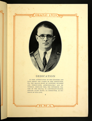 Page 9, 1929 Edition, Hargrave Military Academy - Cadence Yearbook (Chatham, VA) online yearbook collection
