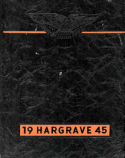 Page 1, 1945 Edition, Hargrave Military Academy - Cadence Yearbook (Chatham, VA) online yearbook collection