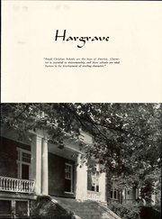 Page 17, 1946 Edition, Hargrave Military Academy - Cadence Yearbook (Chatham, VA) online yearbook collection