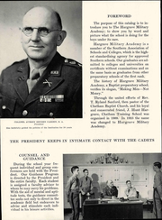 Page 8, 1946 Edition, Hargrave Military Academy - Cadence Yearbook (Chatham, VA) online yearbook collection