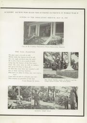 Page 57, 1948 Edition, Hargrave Military Academy - Cadence Yearbook (Chatham, VA) online yearbook collection