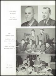 Page 11, 1959 Edition, Hargrave Military Academy - Cadence Yearbook (Chatham, VA) online yearbook collection