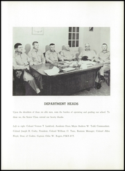 Page 17, 1959 Edition, Hargrave Military Academy - Cadence Yearbook (Chatham, VA) online yearbook collection