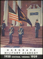 Page 7, 1959 Edition, Hargrave Military Academy - Cadence Yearbook (Chatham, VA) online yearbook collection