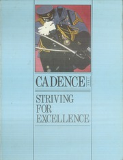 Page 1, 1986 Edition, Hargrave Military Academy - Cadence Yearbook (Chatham, VA) online yearbook collection