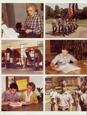 Page 10, 1986 Edition, Hargrave Military Academy - Cadence Yearbook (Chatham, VA) online yearbook collection