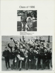 Page 17, 1986 Edition, Hargrave Military Academy - Cadence Yearbook (Chatham, VA) online yearbook collection