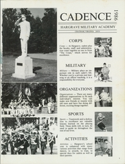 Page 5, 1986 Edition, Hargrave Military Academy - Cadence Yearbook (Chatham, VA) online yearbook collection