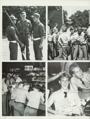 Page 8, 1986 Edition, Hargrave Military Academy - Cadence Yearbook (Chatham, VA) online yearbook collection