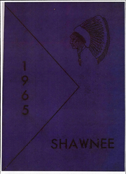 Page 1, 1965 Edition, Shawsville High School - Shawnee Yearbook (Shawsville, VA) online yearbook collection