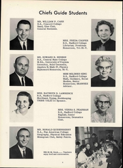 Page 12, 1965 Edition, Shawsville High School - Shawnee Yearbook (Shawsville, VA) online yearbook collection