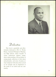 Page 11, 1952 Edition, Collis P Huntington High School - Huntingtonian Yearbook (Newport News, VA) online yearbook collection