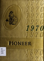 Ervinton High School - Pioneer Yearbook (Nora, VA) online yearbook collection, 1970 Edition, Page 1