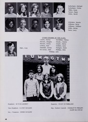 Page 52, 1970 Edition, Ervinton High School - Pioneer Yearbook (Nora, VA) online yearbook collection