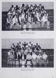 Page 7, 1970 Edition, Ervinton High School - Pioneer Yearbook (Nora, VA) online yearbook collection