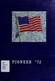Ervinton High School - Pioneer Yearbook (Nora, VA) online yearbook collection, 1972 Edition, Page 1
