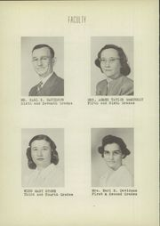 Page 10, 1948 Edition, Rye Cove High School - Cove Yearbook (Clinchport, VA) online yearbook collection